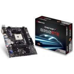 Bo Mạch chủ BIOSTAR Racing B350ET2 For AMD RYZEN