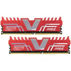 RAM DDR4 8GB PC2666 PRISM LED RGB DIMM WITH HEATSINK V-COLOR TL48G26S8RRGB16