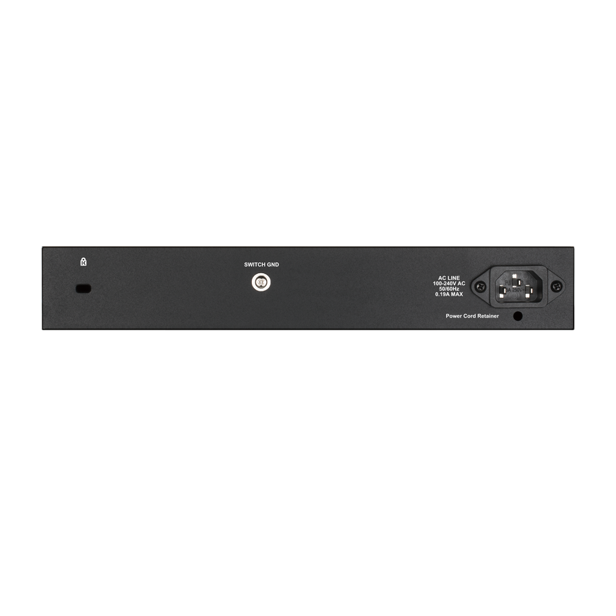 DGS-1210-10 10-Port Gigabit Smart Managed Switch