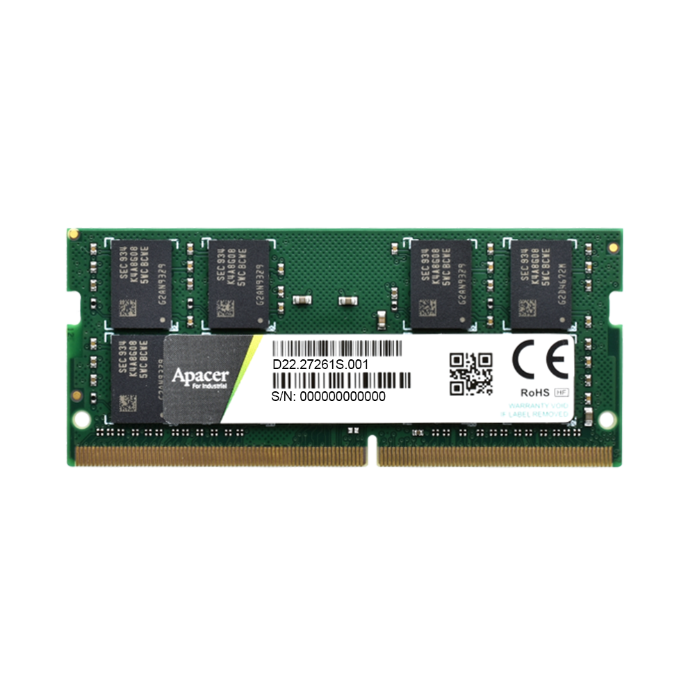 DDR4 SODIMM 2400-17 4GB RP ( World Wide )